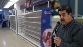 Farmatodo y Nicolás Maduro