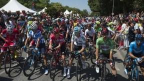 Corredores de La Vuelta a España