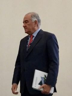 Marcel Lebleu y Contralor Edgardo Maya