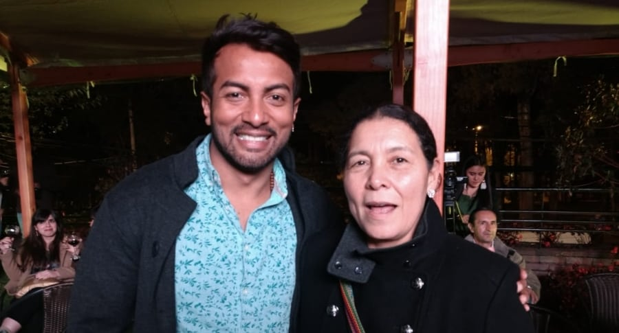 José Acosta y Carmiña Martínez