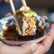 Sushi.