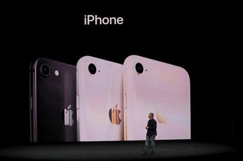 Presentación iPhone