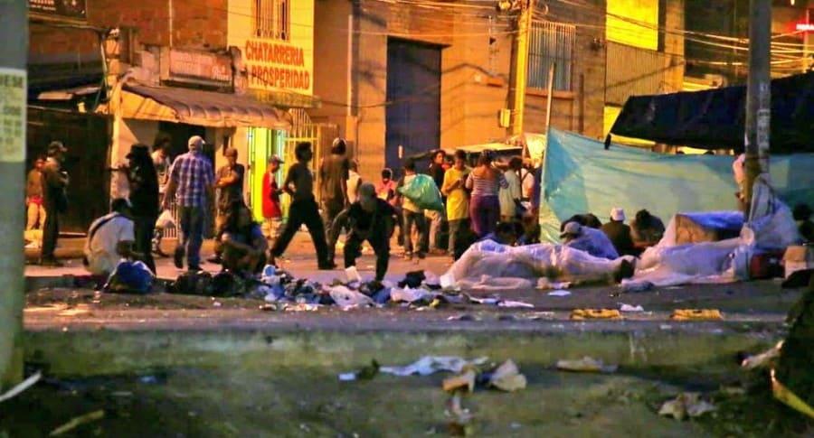 'Bronx' de Medellín