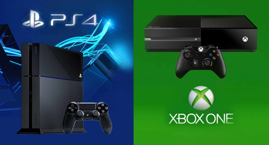 Consolas PlayStation 4 y Xbox One