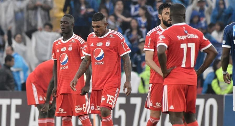 Millonarios v America de Cali - Liga Aguila I 2018