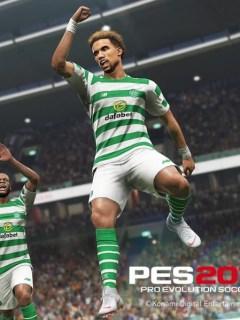 Jugadores del Celtic en PES 2019