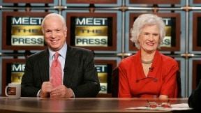 John y Roberta McCain