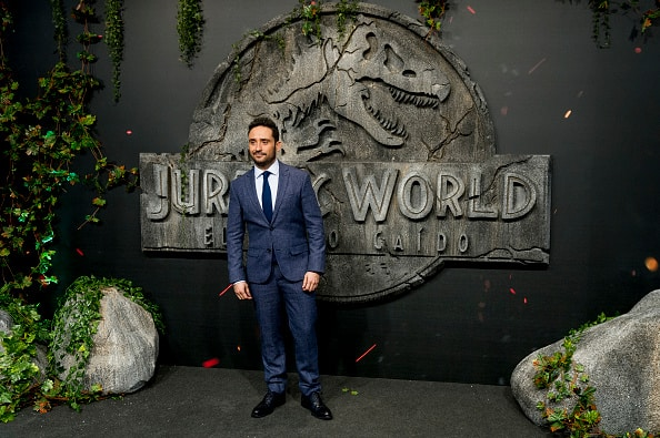 Juan Antonio Bayona director 'Jurassic World: El Reino Caido'