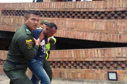 Asesinato en Gobernación de Cundinamarca