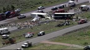 Accidente en EE. UU.