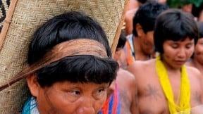 Mujeres Waimiri Atroari