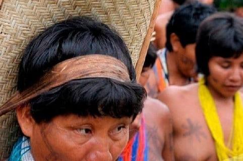 Facebook Bloquea Cuenta Oficial De Indígenas Por Foto De Nativas Con