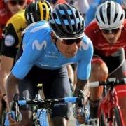 Nairo Quintana en La Vuelta