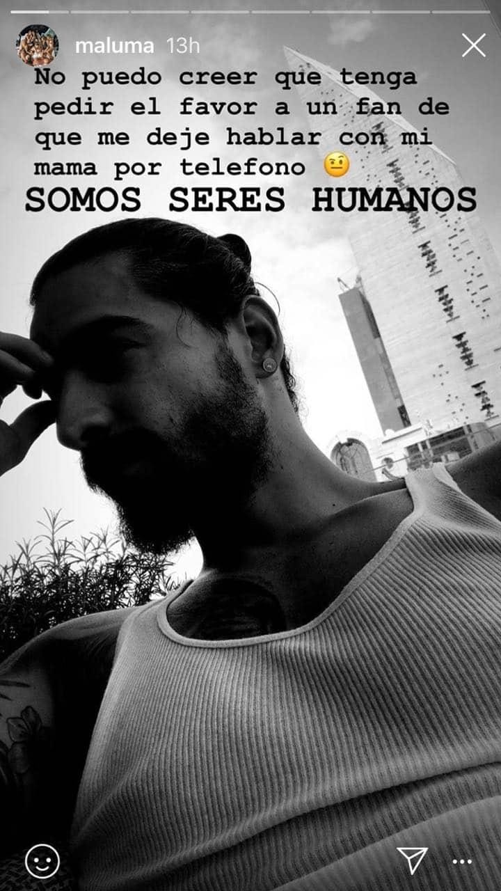 Historias Maluma
