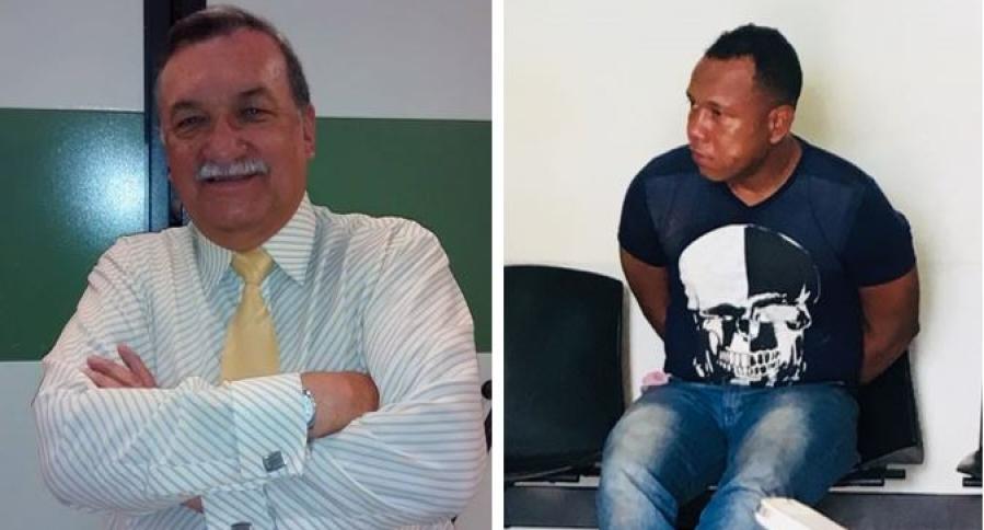 Luis Carlos Castillo Amaya, funcionario asesinado por Amaury García Berrocal