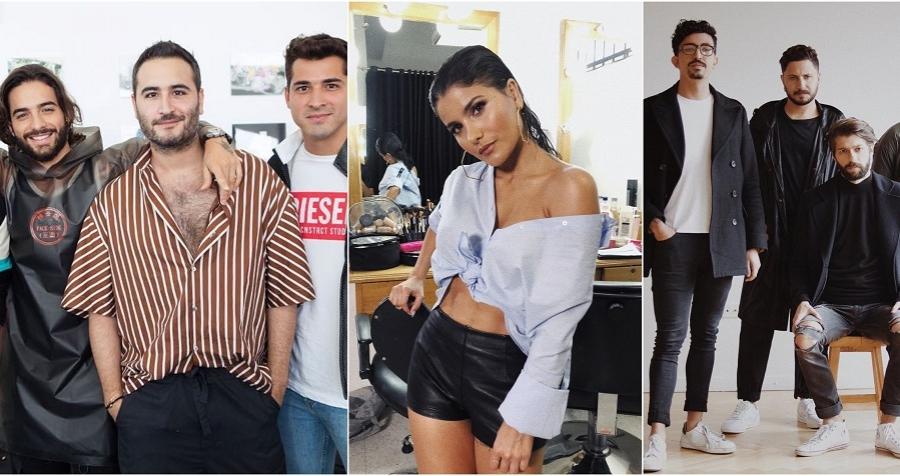 Reik, Maluma, Martina La Peligrosa y Oh'laville