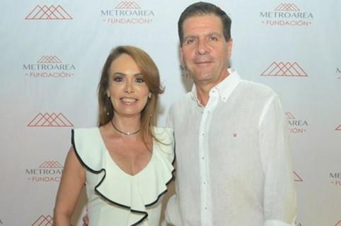 Katya Barros y Fito Acosta