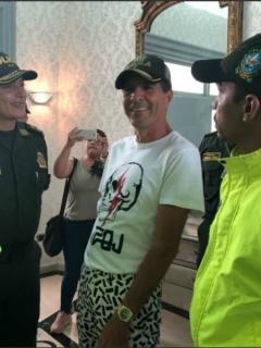Liberación de Rodolfo Acosta
