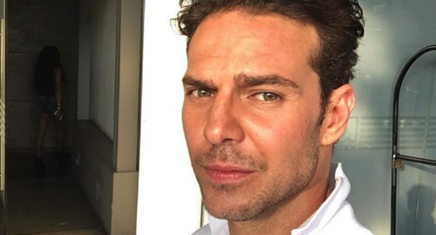 Juan Alfonso Baptista, actor.