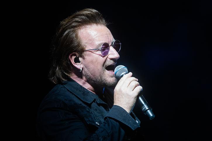 Bono AFP