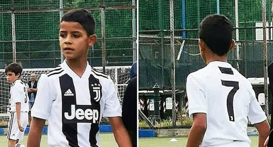 Cristiano Ronaldo Jr.