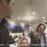 Fernando Fernández y Alejandro Toledo
