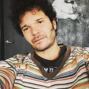 Andrés Cabas, cantante colombiano.