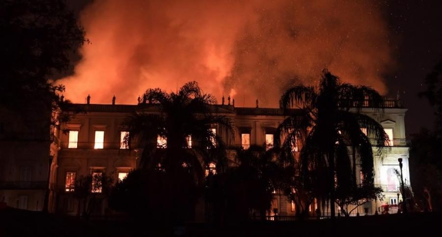 Incendio en Brasil1