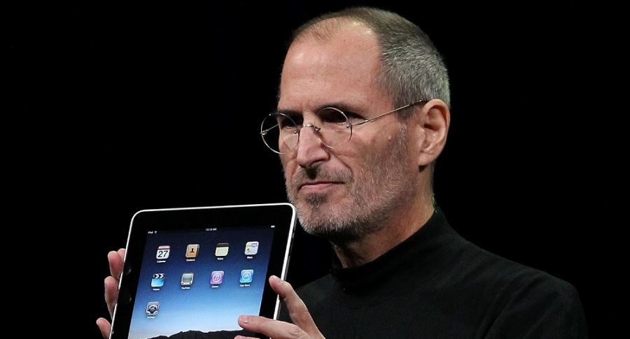 Steve Jobs, en 2010