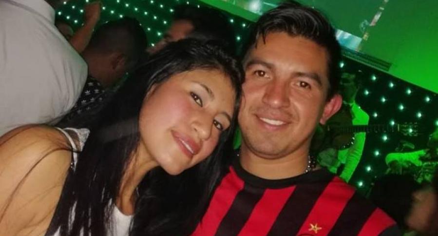 Carmen Gonzáles Granados y su esposo Maicol Hurtado, muertos en accidente de tránsito