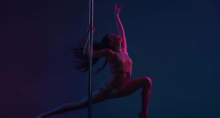 'Pole dance'