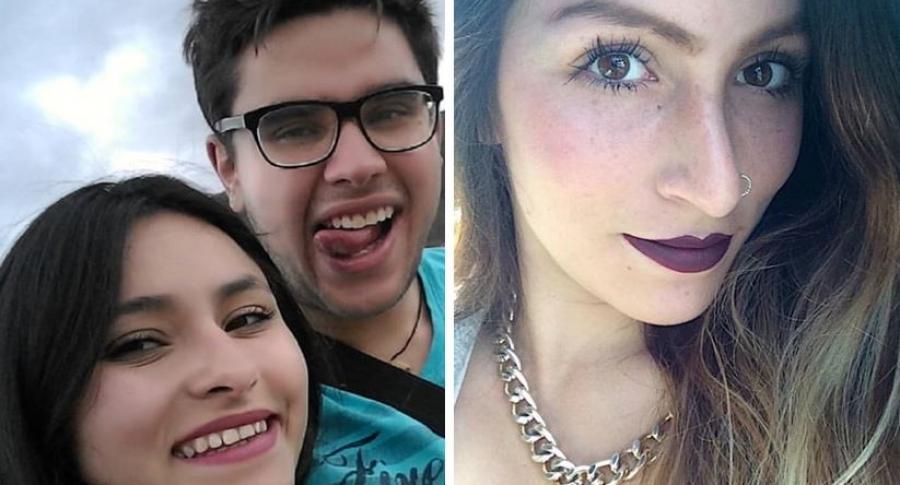 Danna Meléndez Lozano, Juan Esteban Sedano y la joven Irlanda Meléndez Lozano