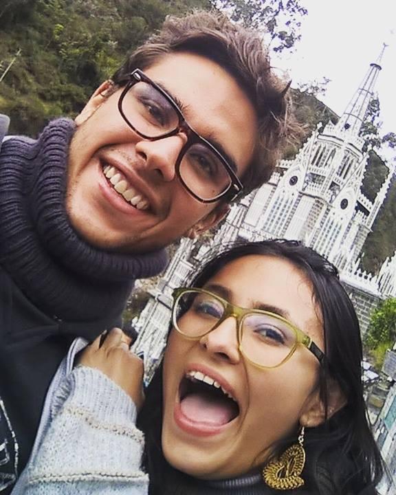 Juan Esteban Sedano y Danna Meléndez