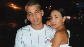 Legarda, cantante, junto a Luisa Fernanda W, 'youtuber'.