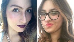 Irlanda y Daniela Meléndez Lozano, víctimas de accidente en el norte de Bogotá