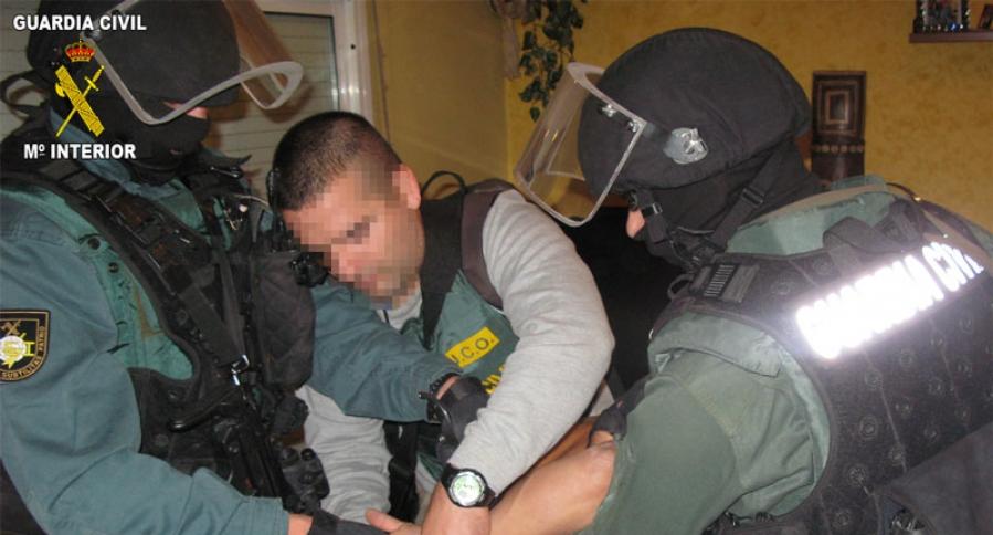 Desarticulan banda de sicarios en España