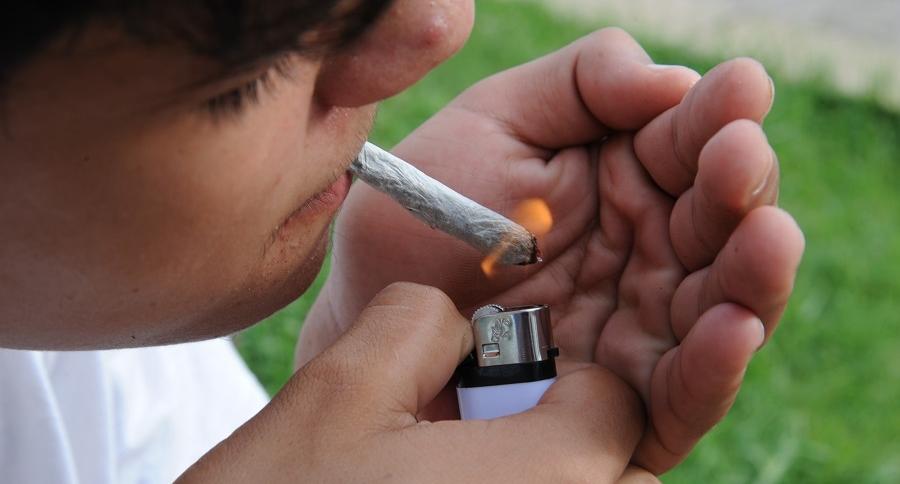 Consumidor Marihuana