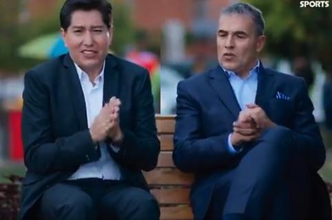 Tito Puccetti y Adrián Magnoli