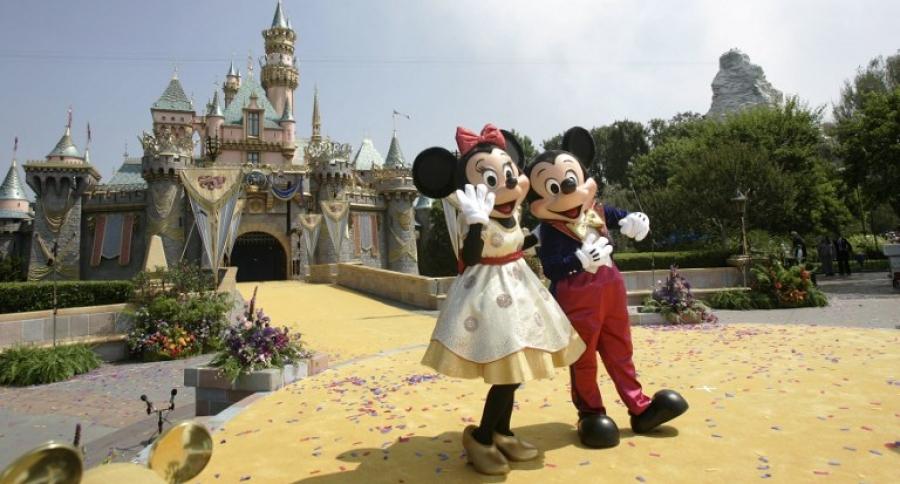Castillo de Disney en Anaheim