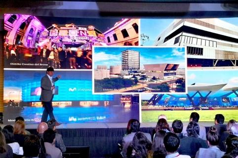Tercer Encuentro de Inversión Extranjera en Bogotá