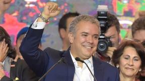 Iván Duque, el día que ganó la Presidencia en segunda vuelta