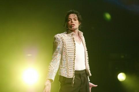 Michael Jackson en concierto