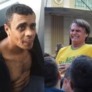 Adélio Bispo de Oliveira y Jair Bolsonaro