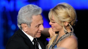 William Mebarak y Shakira