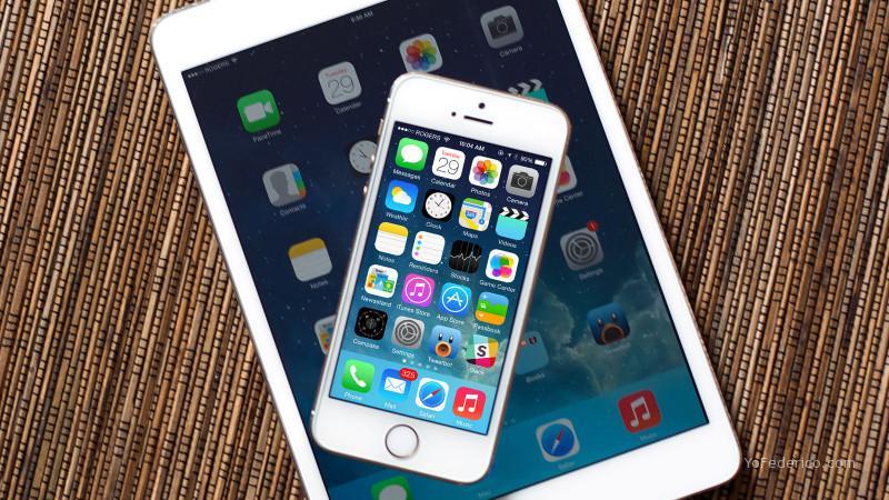 iPhone y iPad Apple