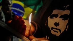 Simpatizantes de Jair Bolsonaro