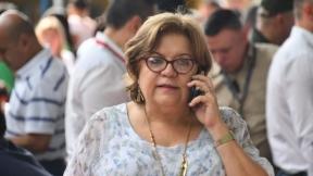 Gloria Moreno Ministra de Justicia
