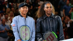 Serena Williams y Naomi Osaka