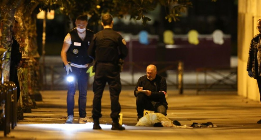 Heridos en París