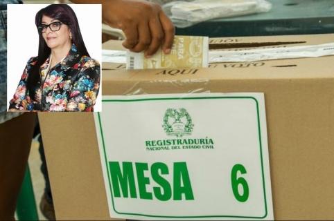 Revocatoria alcaldesa de La Calera